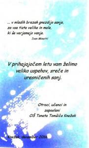 VOŠČILO- 1 17